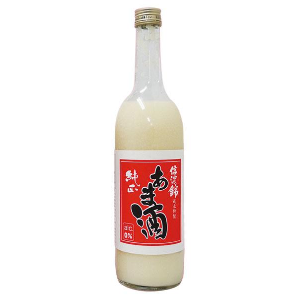 信濃錦 純正甘酒